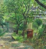 山田の竹薮