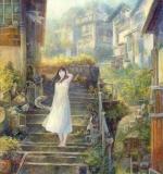 夏色の坂道Ⅱ縮小